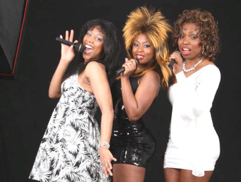 Whitney Houston Tina Turner And Donna Summer Tribute Act Photo Gallery